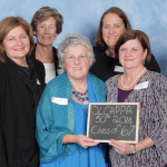 Our Lady's celebrating the best of golden years