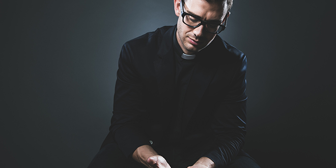New album: Fr Rob Galea.