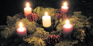 adventwreathcandles