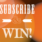 Subscribe & win a Christmas Hamper