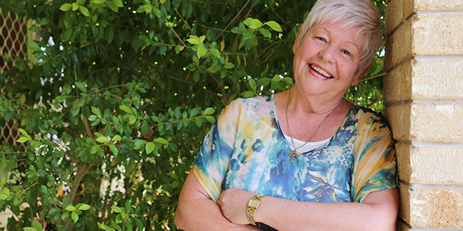 Vanishing cancer: Margaret Keast was told she had three to six months to live when diagnosed with bone and stomach cancer, but months later specialists could find no traces of the disease.