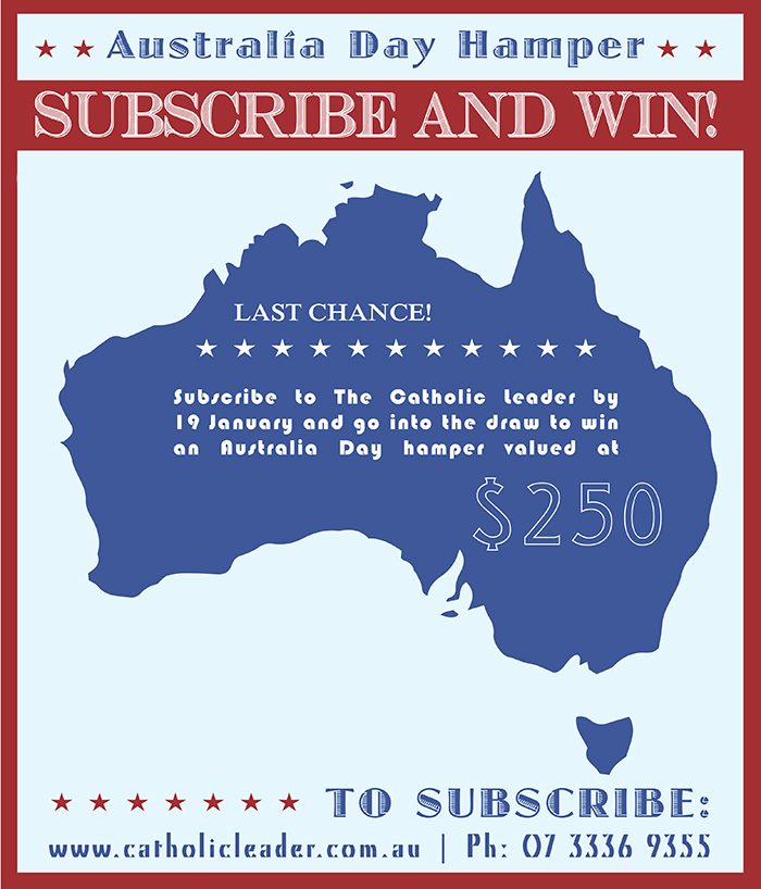 Subscribe & Win Australia Day Hamper 2015