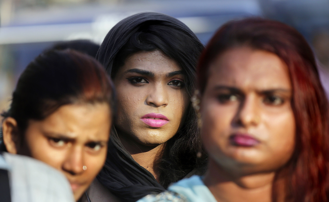Indian sex workers