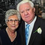 Life of love: Ray and Clare Garrigan celebrating 60 years of marriage