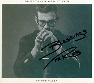 something about you fr rob galea cd cover