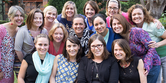 Active in Church: The Office for the Participation of Women promotes the participation of women in decision-making, leadership and ministry in the Catholic Church in Australia.