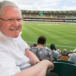 Archbishop Mark Coleridge on cricket