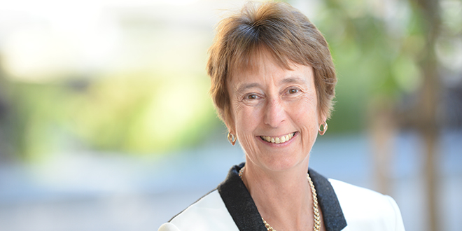 Vital vision: Dr Lee-Anne Perry has been appointed to lead the Queensland Catholic Education Commission.
