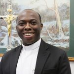 """Fr Anthony Ekpo: """"… And that's one thing with the priesthood – to always see and hear the voice of God, through whatever means – and this time through my bishop."""""""