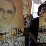 Oscar Romero placards