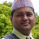 Nepalese visitor ready to share fish-farm tales