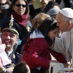 Welcome children, learn from them, Pope says