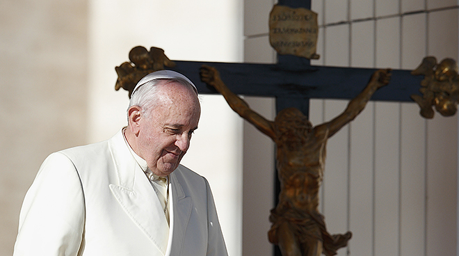 """Pope Francis: """"Pardon is a force that can give rise to new life and infuse courage to look with hope to the future."""""""