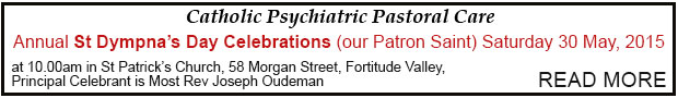 Catholic Psychiatric Pastoral Care