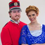 Lead performers in the upcoming production of Queensland Musical Theatre's The Music Man.