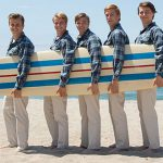 Hit machine: A re-creation of the 1960s star group The Beach Boys in the movie Love & Mercy.