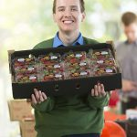 Thriving: Since February 2012, Thaddeus has been a valued employee of Multi-Fresh.