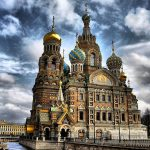 Spiritual journey: The Church of Our Saviour on the Spilled Blood