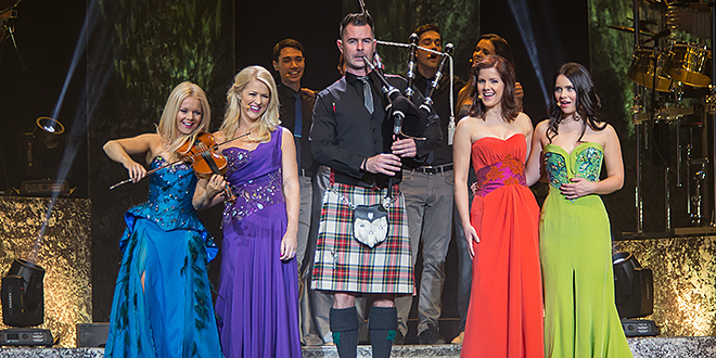 Brisbane-bound: Celtic Woman will be performing in Brisbane in September.