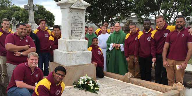 Fr Canali's legacy continues 100 years after death