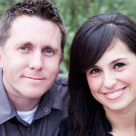 Jason Evert with wife Crystalina Evert