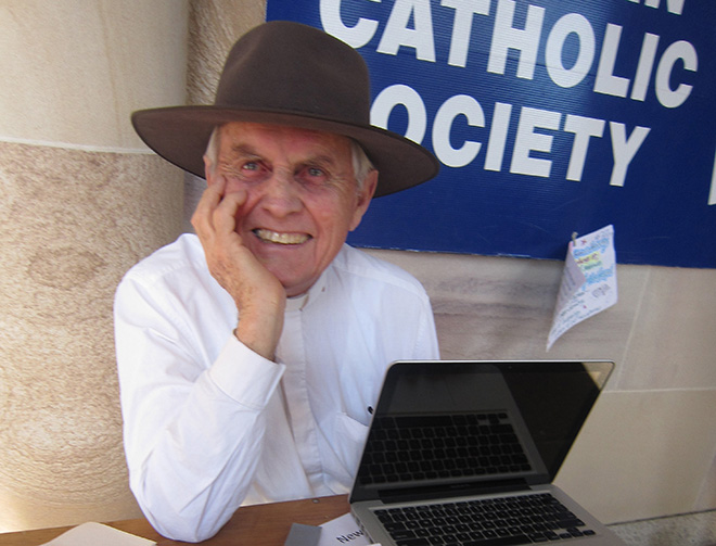 Vale: Jesuit Father Gregory Jordan