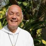 Caring for the poor: Missionaries of the Poor founder Fr Richard Ho Lung.