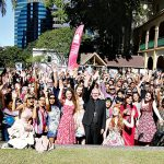 Huge crowds at youth and vocations expo