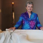 Graced jubilee: Ursuline Sister Gabriel Williams is celebrating 50 years of working with God on her baptismal call.