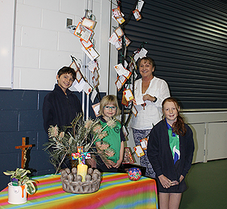 Creation: St Patrick's Primary School, Nanango got involved in the first annual World Day of Prayer for Care of Creation.