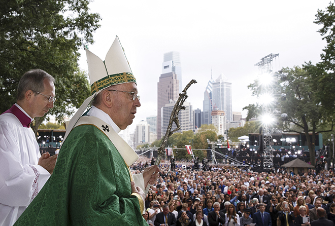Pope Francis in US