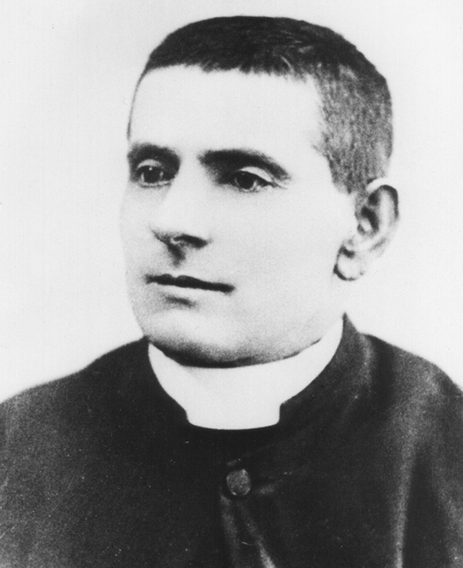 Father Jerome Davadi