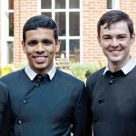 Seminarians for the Australian Oratory