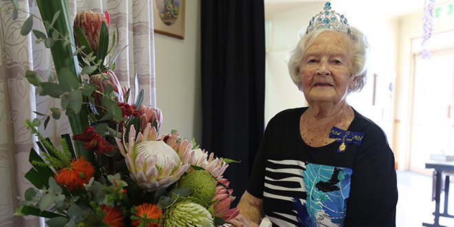World famous ballerina knew she would turn 100