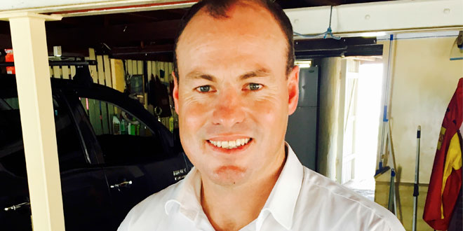 Q&A with Deacon Adam Crouch