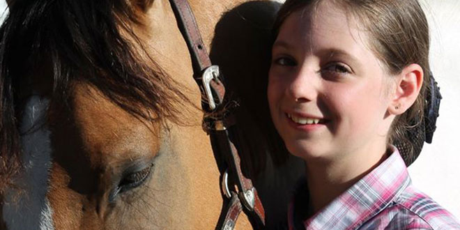 Stanthorpe community remembers young girl killed in farming accident