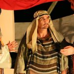 Iona Passion play