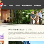 Cairns website redesigned