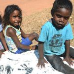 Aboriginal children