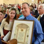 Papal blessing