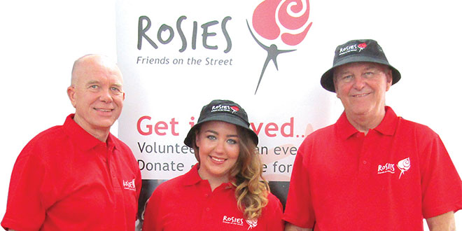 Rosies to offer friendship to Bayside's homeless and marginalised