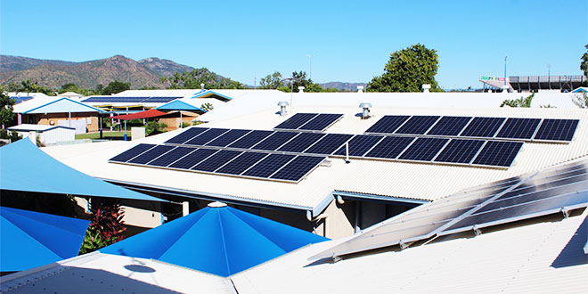 solar project Townsville