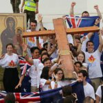 Sydney youth make unforgettable journey with Cross and Icon