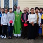 "PNG WYD pilgrims travel from ""remote communities"" to thank generous donor"