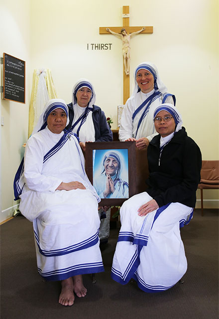 Brisbane Missionaries of Charity