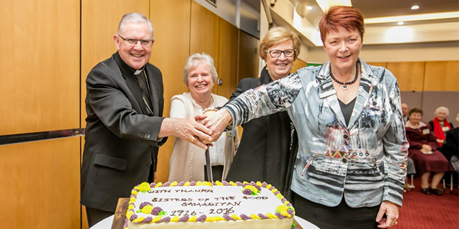 Good Sams celebrate 100 years of education service in Brisbane