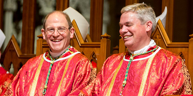 Sydney's newest auxiliary Bishop is ready to roll up his sleeves and work in the vineyard