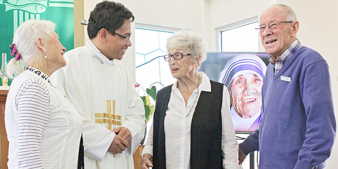 Port Macquarie's Emmaus chapel renamed after new saint - The