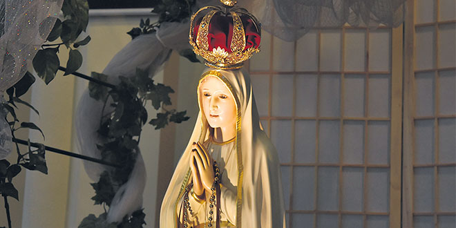 Fatima Apparition More Relevant Than Ever For Australians Religious