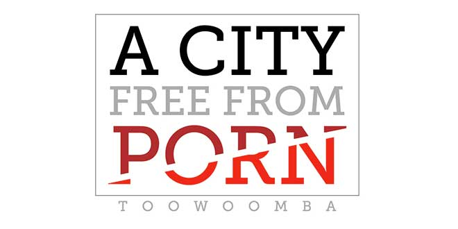 Toowoomba citizens pledge to make the city porn-free